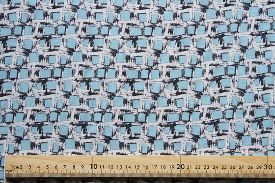 Printed Cotton Mix KR0061