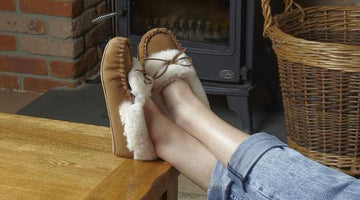 Are Shearling Slippers Machine Washable?