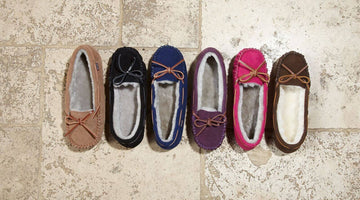 Are Shearling Moccasin Slippers Comfortable And Good for Your Feet?