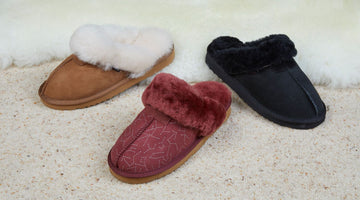 Seasons essentials: Introduce ladies shearling slippers to your wardrobe