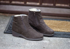 Womens Shearling Boots
