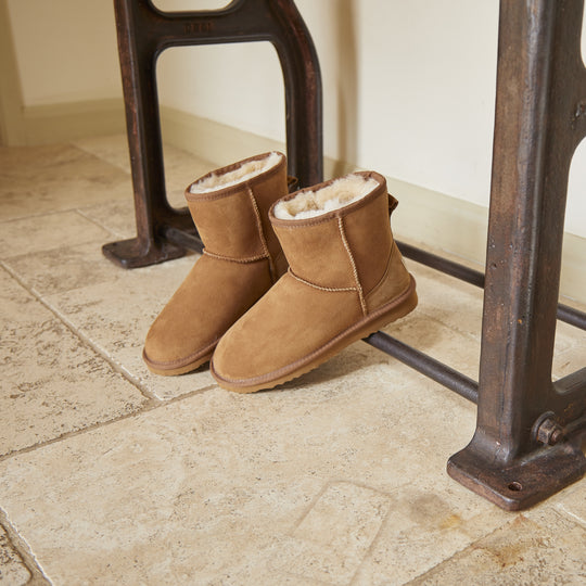 Claire Shearling Boots
