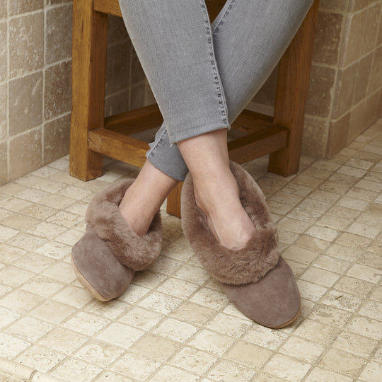 Jane Shearling Slippers