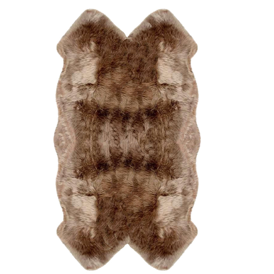 Quadruple Shearling Rug Colour Bolzano