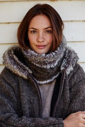CHAMONIX FUR SNOOD