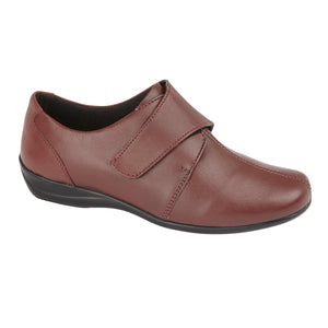 MERE - BURGUNDY LEATHER