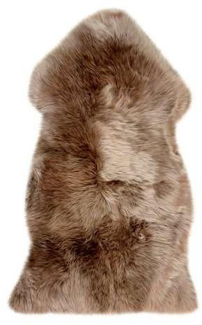 NATURAL SHEARLING RUG COLOUR BOLZANO