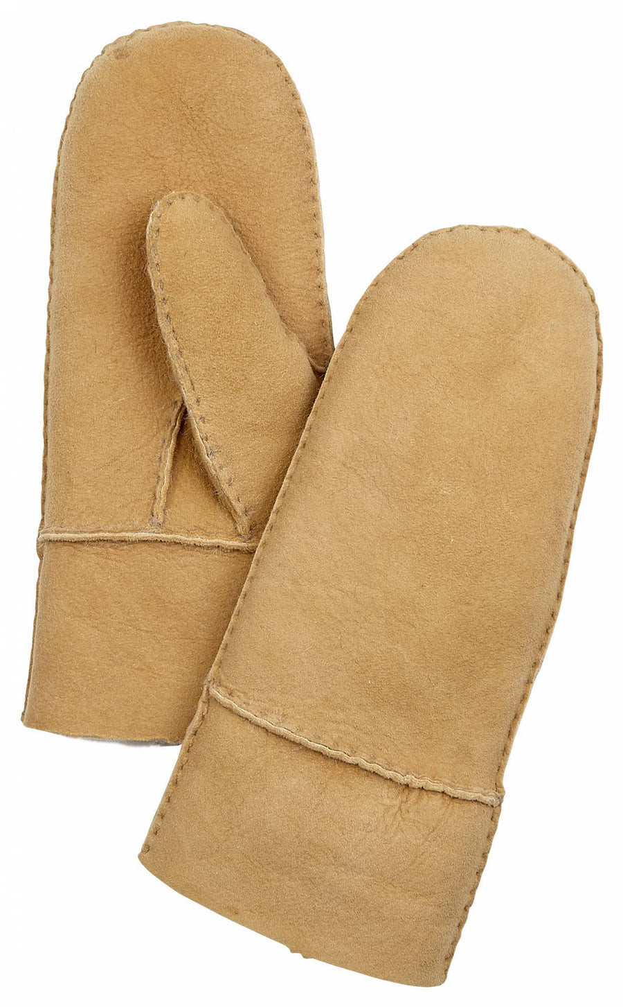 WOMEN'S SHEARLING MITTENS