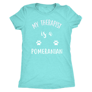 Pomeranian Therapist