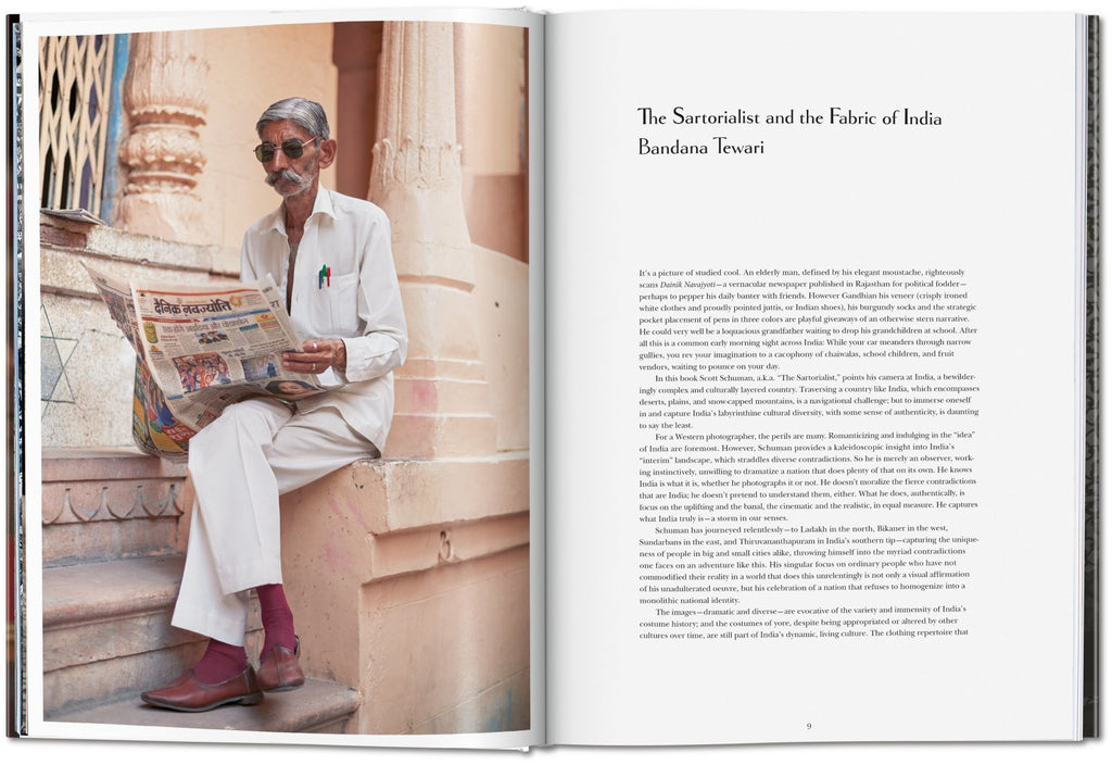 "Image from ""The Sartorialist: India"""