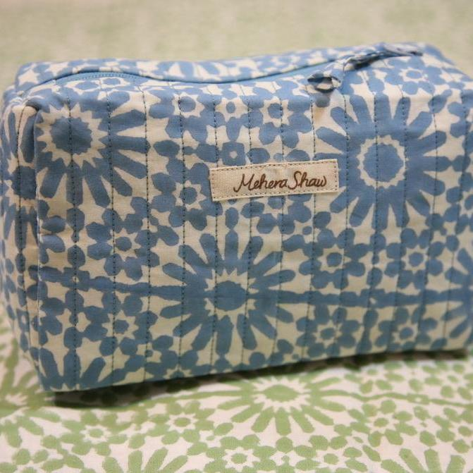 Travel Bag Mini in Moroccan Sky Print