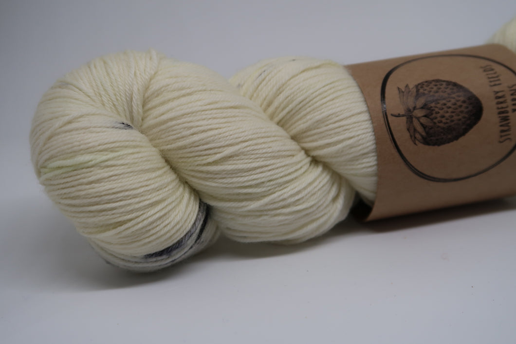 Grellow Spreckled Sock Yarn