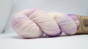Purple Rain Sock Yarn