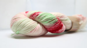 Strawberry Shortcake Sock Yarn