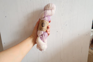 Colour Purple Sock Yarn