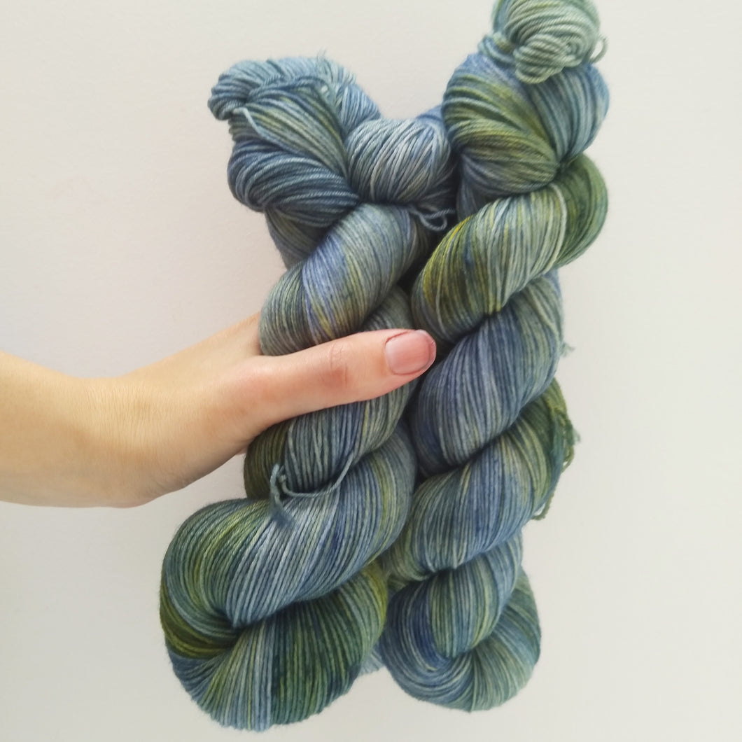 Mostly Harmless Sock Yarn