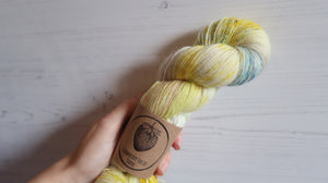 Beachy Sock Yarn