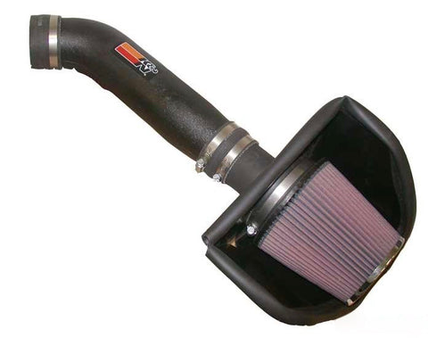 K&N PERFORMANCE AIR INTAKE SYSTEM NISSAN 350Z 3.5L V6 2003-2006
