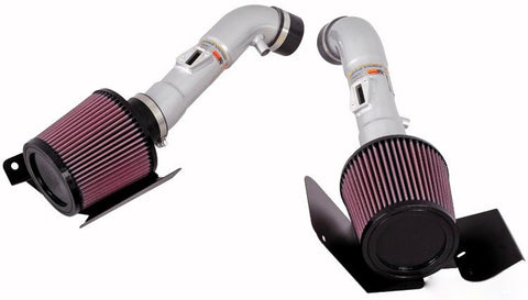 K&N PERFORMANCE AIR INTAKE SYSTEM NISSAN 350Z 3.5L V6 2007-2008