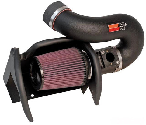K&N PERFORMANCE AIR INTAKE SYSTEM PORSCHE 911 1999-2005