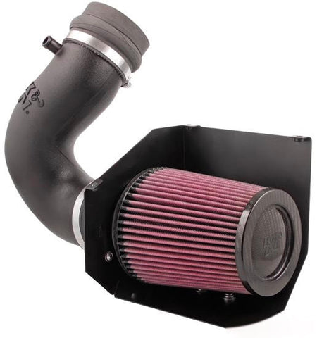 K&N PERFORMANCE AIR INTAKE SYSTEM PORSCHE 997 CARRERA 3.6L 6-CYL. 2007