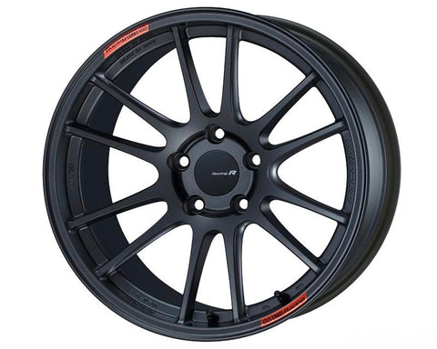 ENKEI GTC01RR MATTE GUNMETAL WHEEL 18X10 5X144.3 22MM