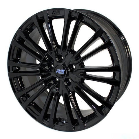 FORD RACING 2016 FOCUS RS 19IN. WHEEL GLOSS BLACK