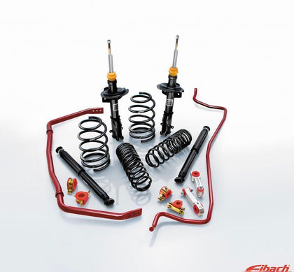 EIBACH SPRINGS PRO-SYSTEM-PLUS (PRO-KIT SPRINGS,PRO-DAMPER SHOCKS & ANTI-ROLL-KIT SWAY BARS) CHEVY CAMARO 2012-2015 - RK MOTORSPORTSPRO