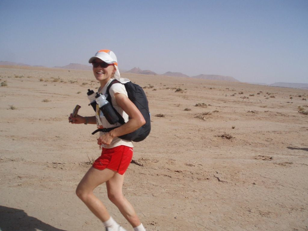 Meet Jo Meek, the Fastest Ever British Female at the MDS