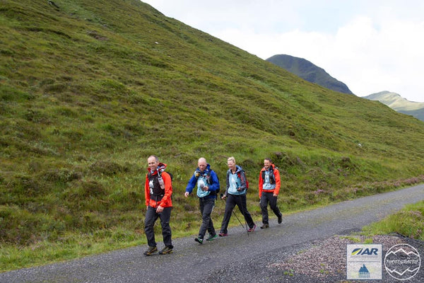 Team Endurancelife Takes on ITERA Expedition Race Scotland 2019