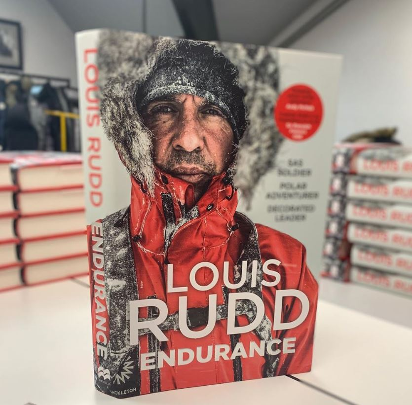 Louis Rudd Endurance - Journey Across Antarctica
