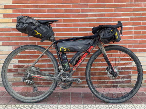 "Bikepacking the ""Hiru Hiriburuak"" Capitals of the Basque Country"