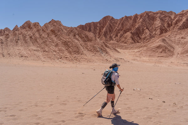 JOURNEY TO BE THE YOUNGEST FEMALE TO COMPLETE 4 DESERTS GRAND SLAM