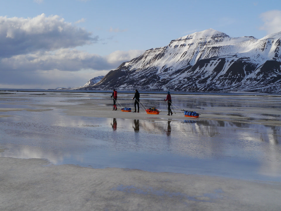 SVALBARD: COAST TO COAST VIA THE TOP