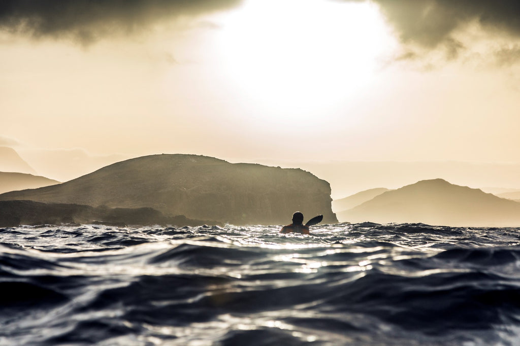 Will Copestake's Circumnavigation of Scotland by Kayak
