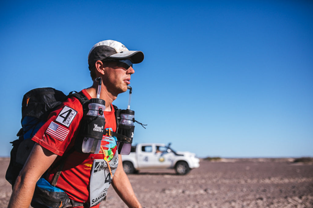 Q&A WITH AMERICAN SCOTT BALDRIDGE WHO IS ATTEMPTING THE 4 DESERTS GRAND SLAM