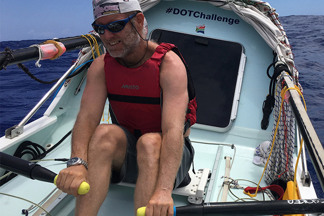 DO 1 THING – ROWING FROM CAPE TOWN TO RIO TO HELP SAVE THE PLANET