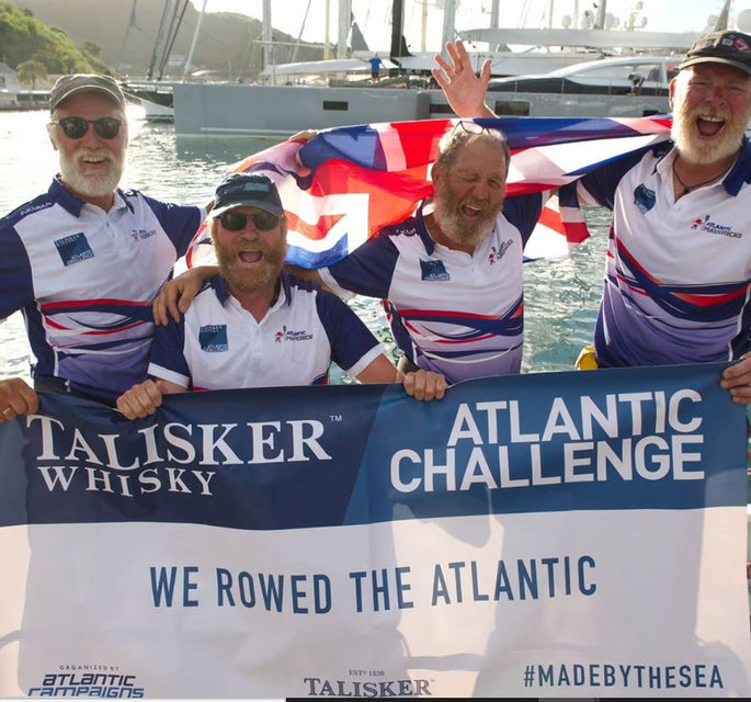 The Talisker Whisky Atlantic Challenge - Atlantic Mavericks