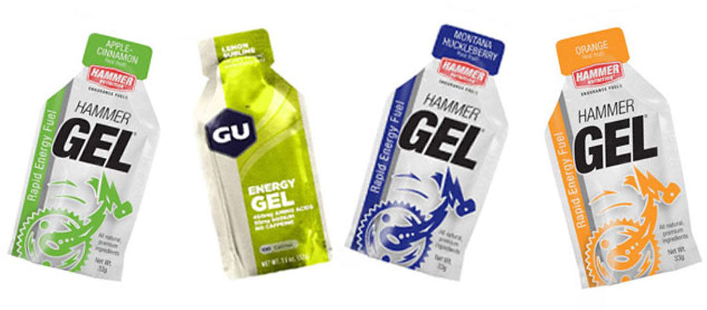 HOW TO USE ENERGY GELS?