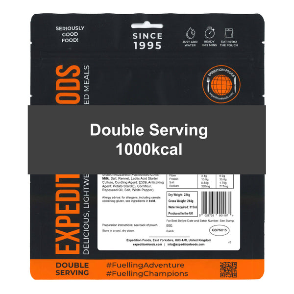 Extreme Energy Serving (1000kcal)