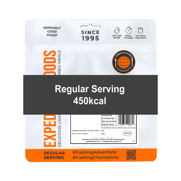 Expedition Foods - Freeze-Dried Food – Expedition Foods Limited