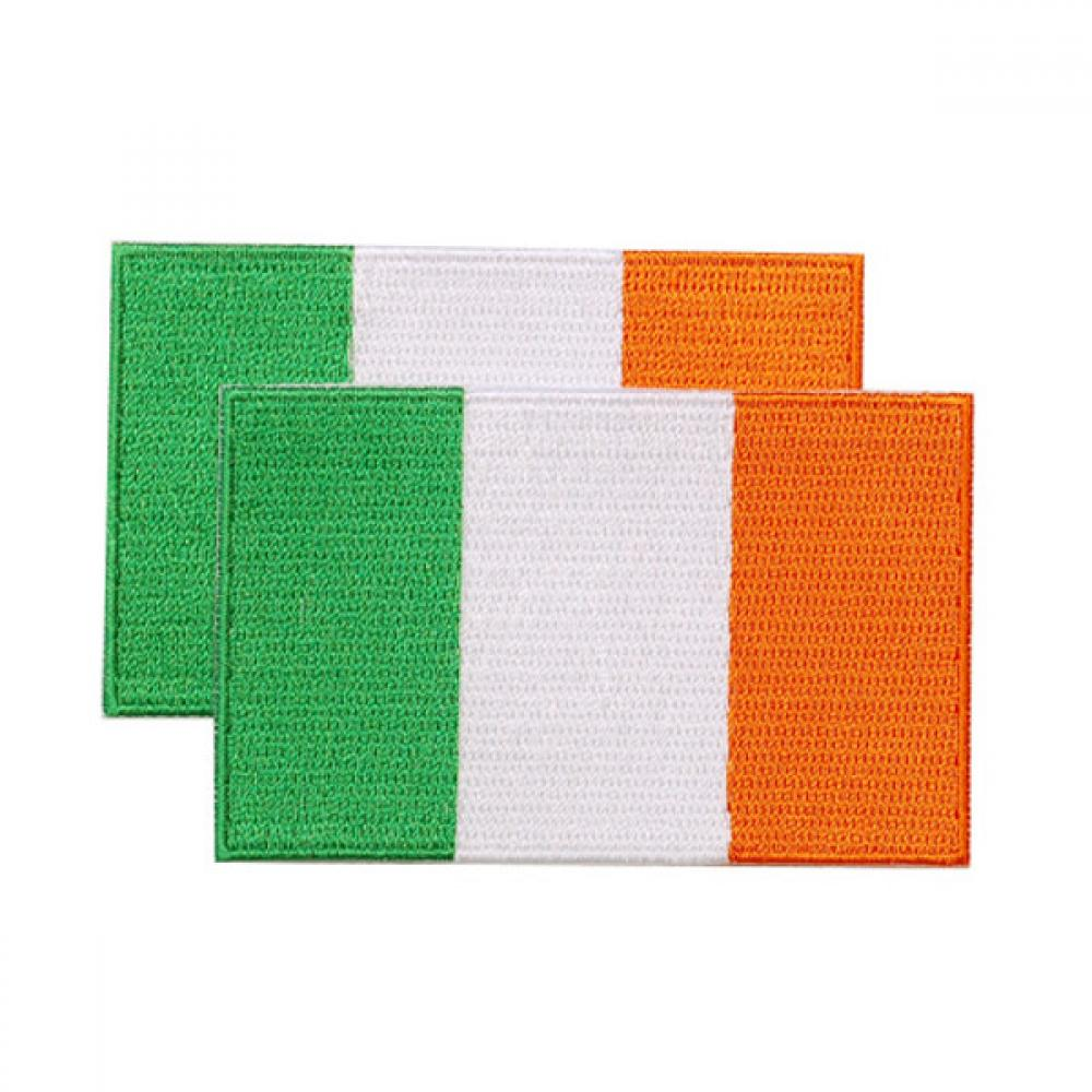 Ireland Patches (set of 8)