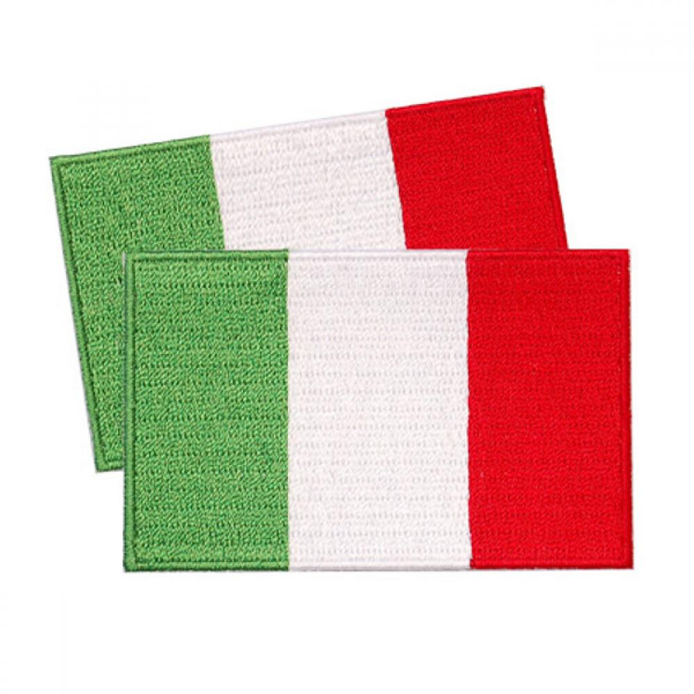 Italy Patches (set of 8)
