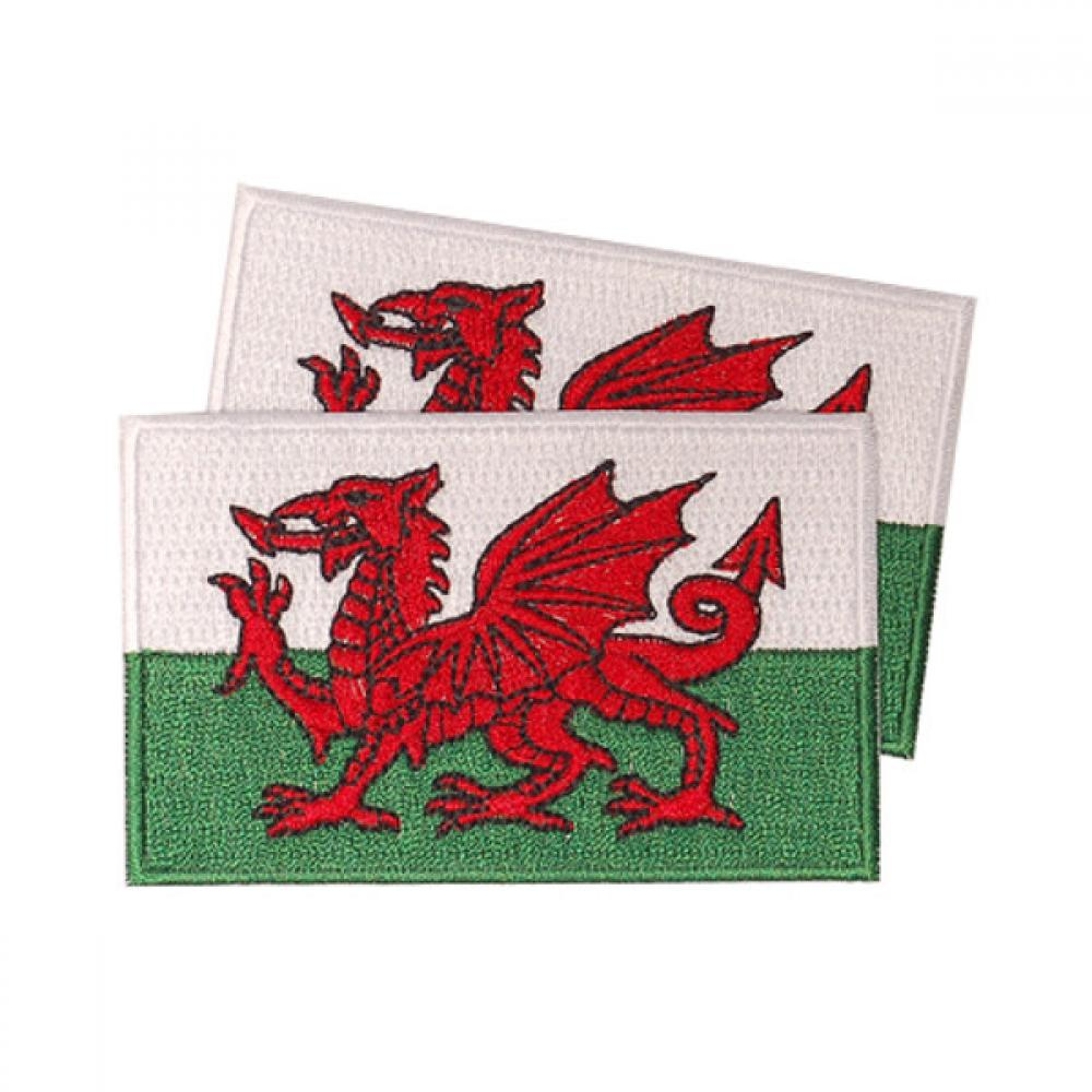 Wales Patches (set of 8)