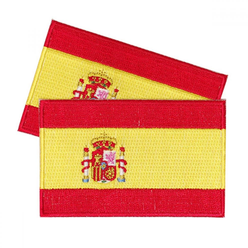 Spain Patches (set of 8)