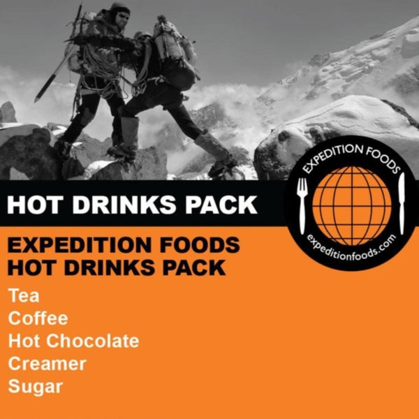 Expedition Foods Hot Drinks Pack