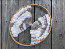 Load image into Gallery viewer, 🦋Butterfly-esque Handwoven Wall Art🦋