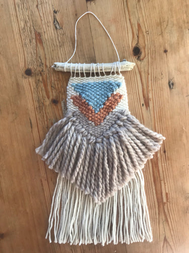 ∇ Mini Wall Hanging ∇