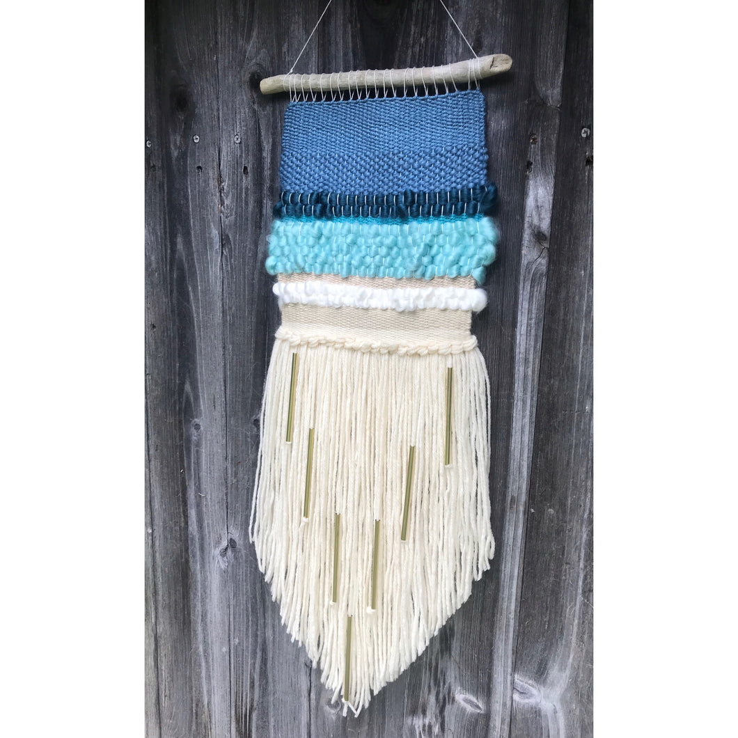 🌊Caribbean Inspired Wall Hanging 🌊