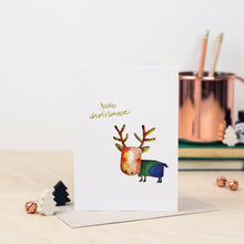Load image into Gallery viewer, christmoose-christmas-card